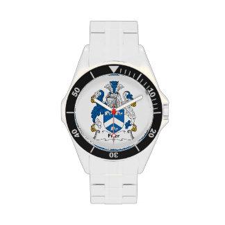 Frier Family Crest Wrist Watch