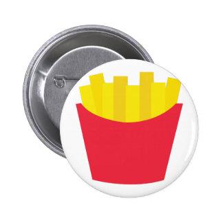 Fries_Base 2 Inch Round Button