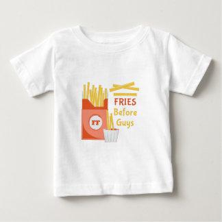 Fries Before Guys Baby T-Shirt