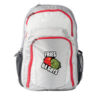 Fries Before Guys Nike Backpack
