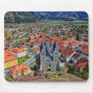 Friesach, Austria Mouse Pad
