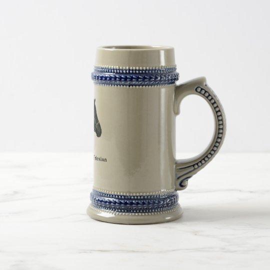 Friesian Beer Stein
