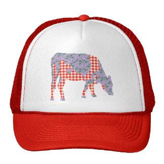 Friesian cow, Friese koe Trucker Hat