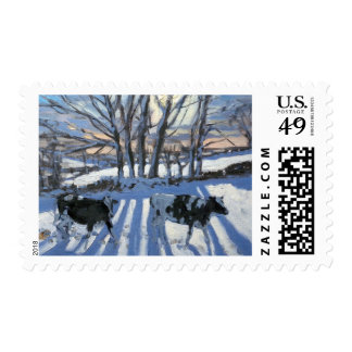 Friesian Cows 2009 Stamp