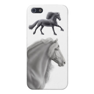 Friesian Draft Horse Speck Case
