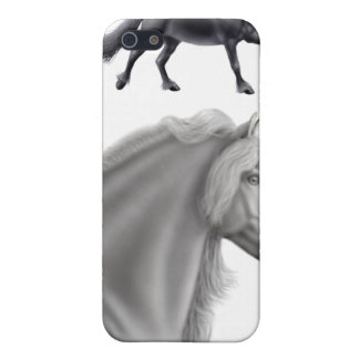 Friesian Draft Horse Speck Case
