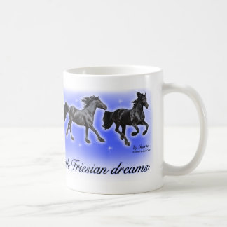 Friesian Dreams Coffee Mug