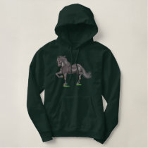 Friesian Embroidered Hoodie