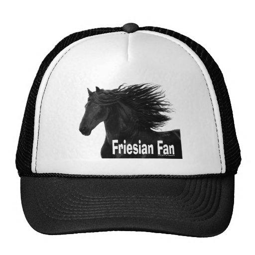 Friesian Fan Hats