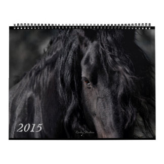 Friesian Feathers 2015 Calendar