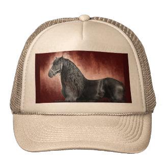 Friesian Fire Mesh Hat