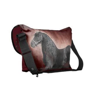 Friesian Fire Messenger Bag