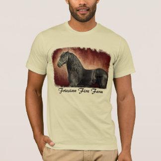 Friesian Fire T-Shirt