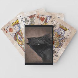 Friesian Flair Bicycle Card Decks