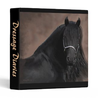 Friesian Flair Binder