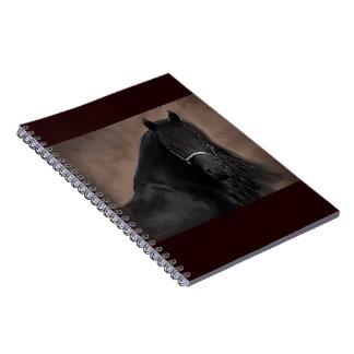 Friesian Flair Notebook