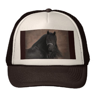 Friesian Flair Trucker Hat