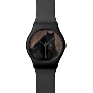 Friesian Flair Wrist Watch