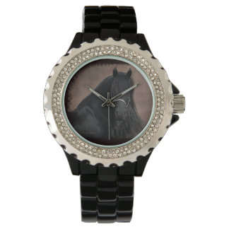 Friesian Flair Wrist Watches