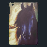 "Friesian Glow Cover For The iPad Mini<br><div class=""desc"">image from my Oil Painting &quot;Friesian Glow&quot; painted by Ruanna Shadd a&#39; Dann&#39;l 2010</div>"