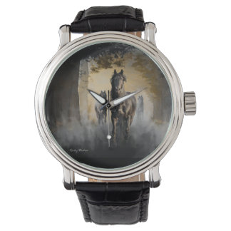 Friesian Hallo Wristwatch