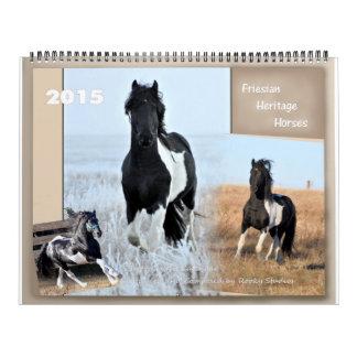 Friesian Heritage Huge Photo Calendar