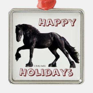 Friesian Holidays Ornament