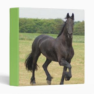 Friesian Horse Binder
