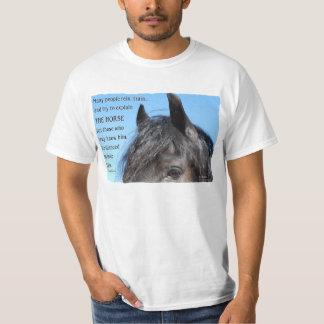 Friesian Horse Bliss T-Shirt
