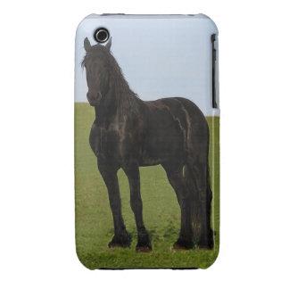 Friesian Horse Case 60 Case-Mate iPhone 3 Case