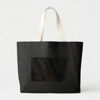 Friesian Horse Eye Jumbo Tote Bag
