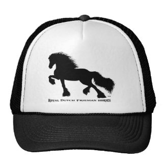 Friesian Horse Hat