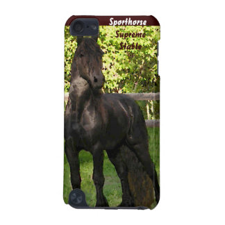 Friesian Horse iPod Touch 5G Cover