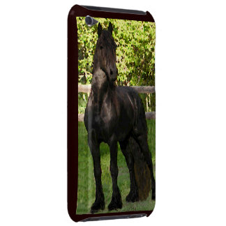 Friesian Horse iPod Touch Case