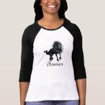 Friesian horse, the black beauty stallion shirts