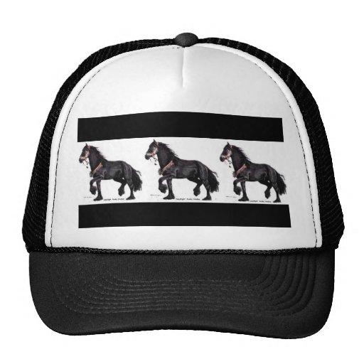 Friesian Horses Hat