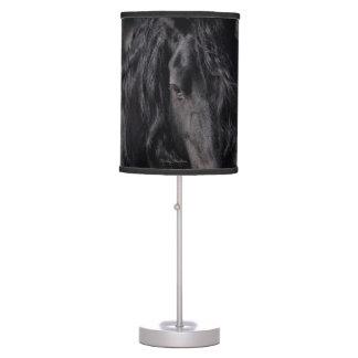 Friesian Image Table Lamp