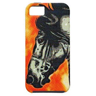 Friesian Mustang iPhone 5 Covers