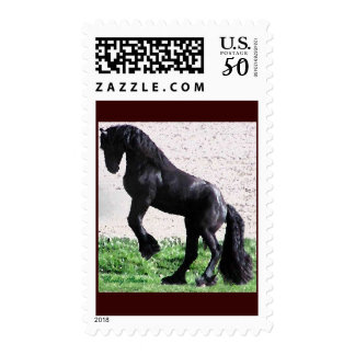 Friesian Painting Postage Stamps