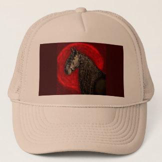 Friesian Portrait Trucker Hat