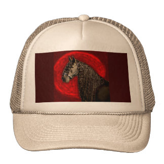 Friesian Portrait Trucker Hat