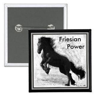 Friesian Power Button