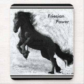 Friesian Power Mousepad 2