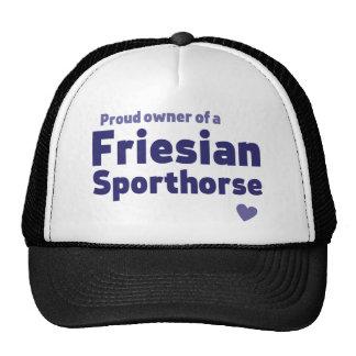 Friesian Sporthorse Trucker Hat