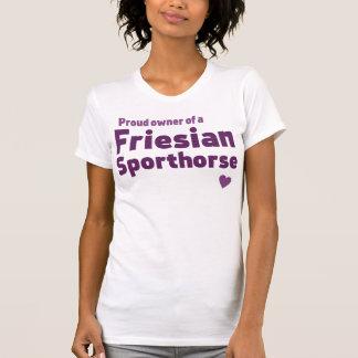 Friesian Sporthorse Tshirts