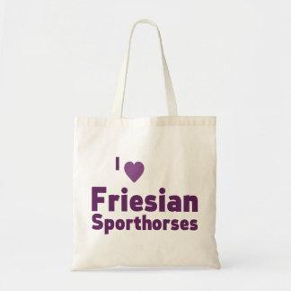 Friesian Sporthorses Tote Bag