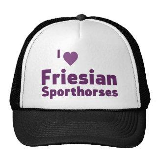 Friesian Sporthorses Trucker Hat
