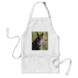 Friesian Stallion Rubin Adult Apron
