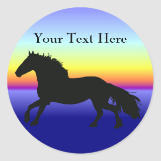 Friesian Stickers