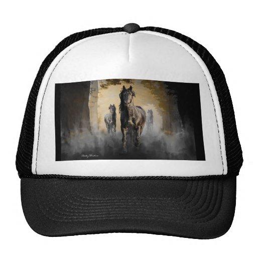 Friesian Three Trucker Hats